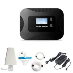 pro amplificador en casa